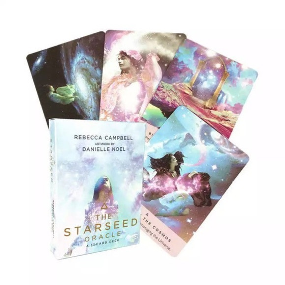 ❌SOLD❌ NWT The Starseed Oracle Tarot deck